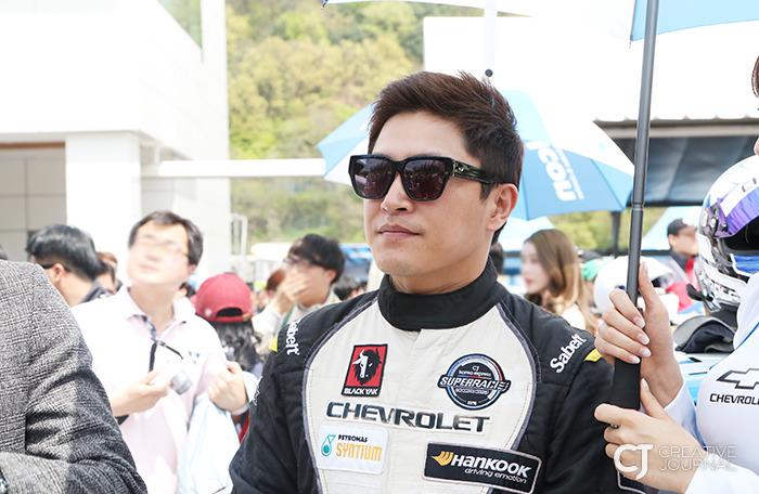 2015CJ速赫威驰锦标赛GT级冠军安在茂选手